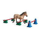 Schleich 42483 - Pony Slalom - Farm World