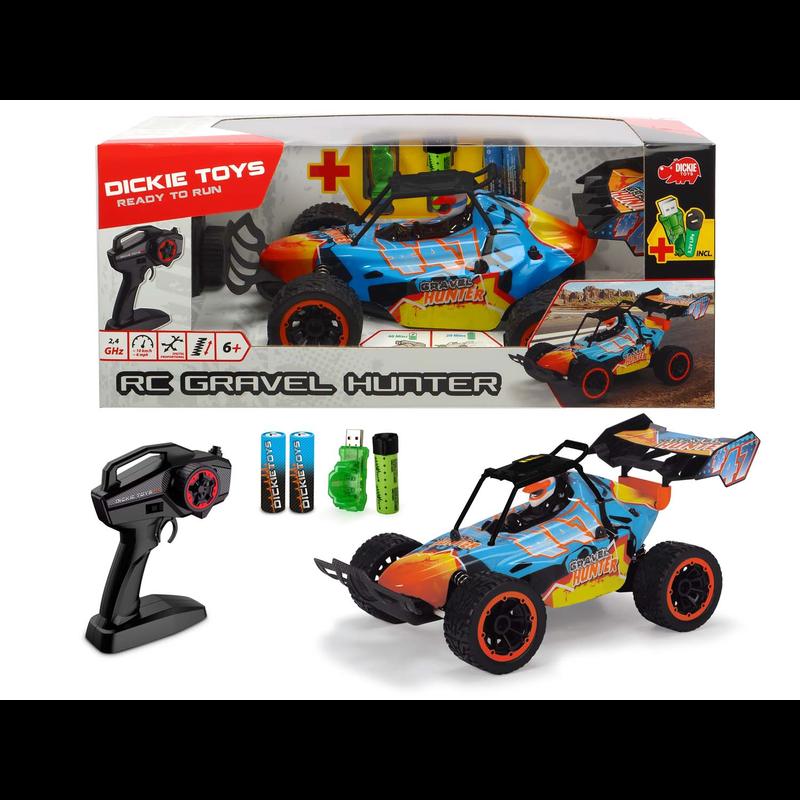dickie toys rc gravel hunter strand buggy ferngesteuertes auto fahrzeug