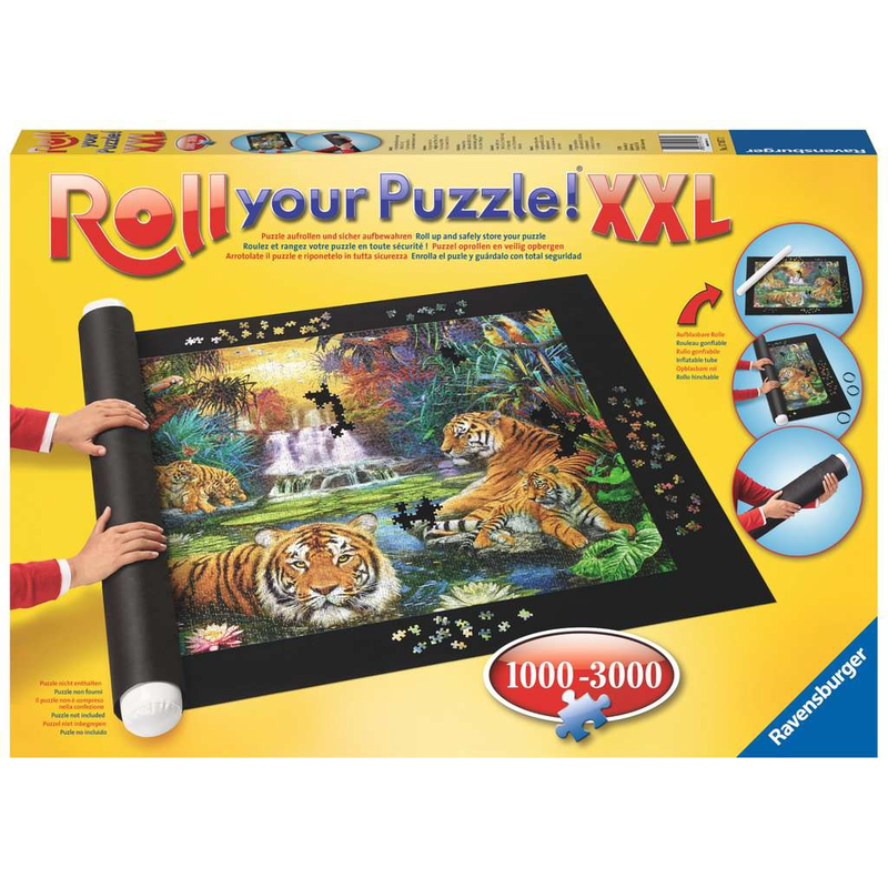 Ravensburger - Roll your Puzzle! XXL - Rolle Puzzlematte Puzzlerolle Puzzelrolle