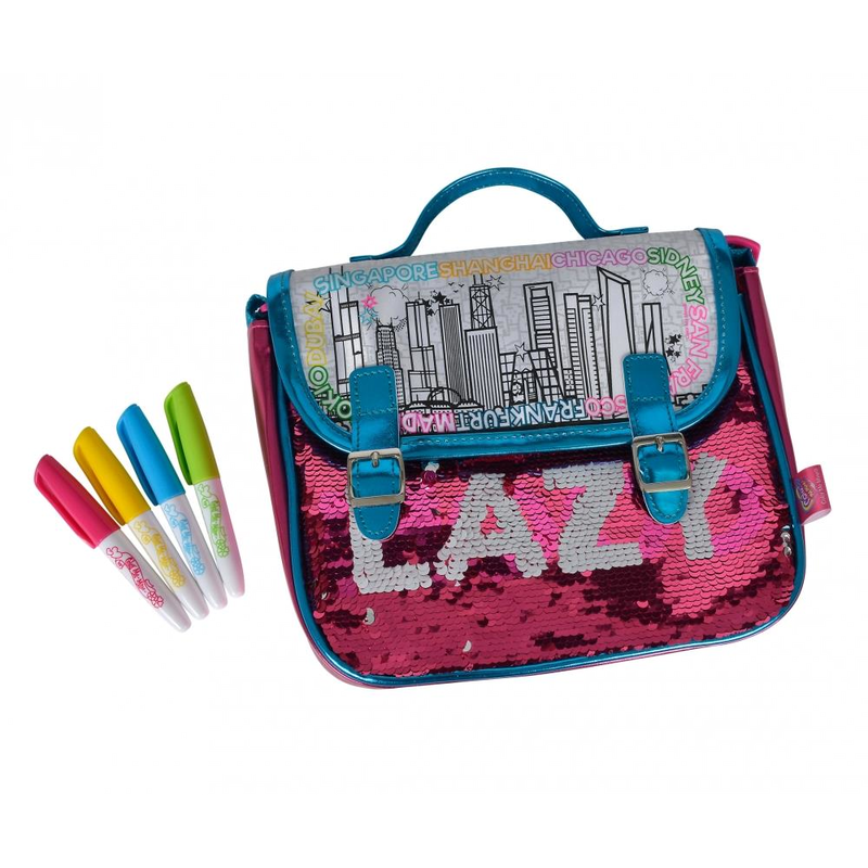 Simba 106374265 - Color Me Mine - Swap Briefcase