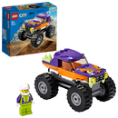 LEGO City 60251 - Monster-Truck - Monstertruck Stuntcar Geländewagen Auto