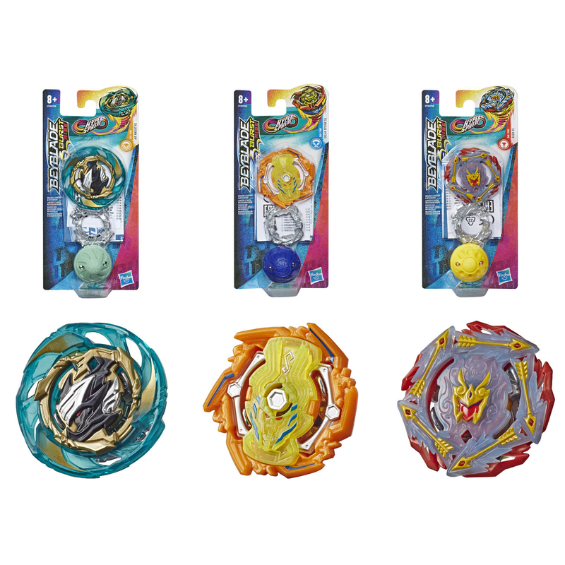 Hasbro E7535EU4 - Beyblade Burst Rise Hypersphere Single Packs