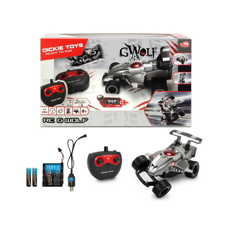 Dickie Toys 201119138 - RC G-Wolf
