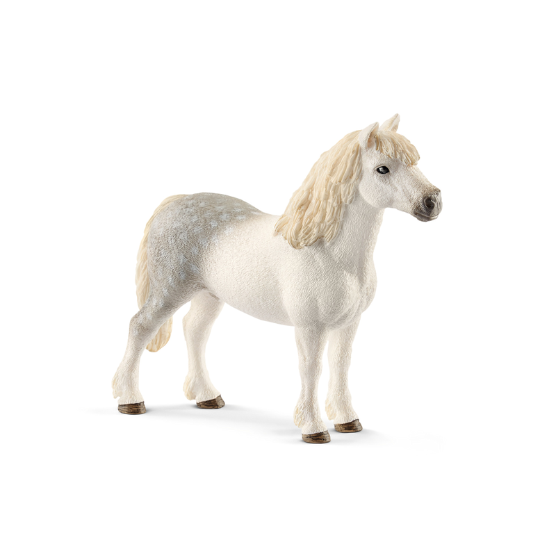 Schleich 13871 - Welsh-Pony Hengst - Farm World