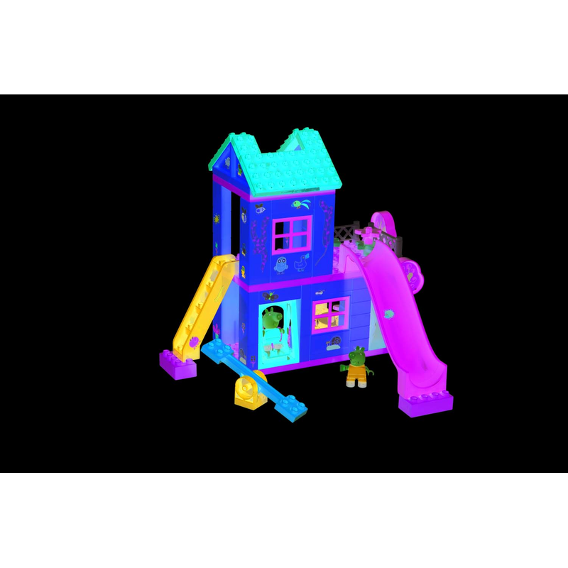 BIG 800057076 - Bloxx Peppa Play House