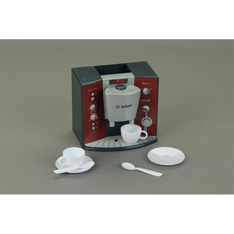 Theo Klein 9569 - Kitchen, Food & Shopping - Bosch Kaffeemaschine mit Sound