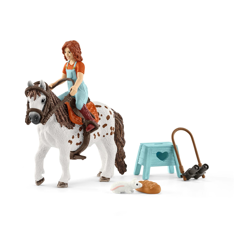 Schleich 42518 - Mia & Spotty - Horse Club